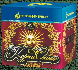 Крупный фейерверк «Король-Солнце»
