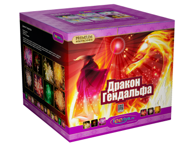 a5a2fb4c347eb Купить фейерверк «Дракон Гендальфа» в Москве – цена, описание, видео ...