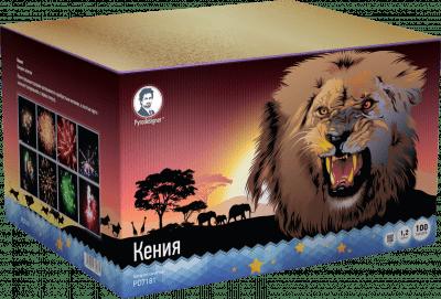 Супер фейерверк «Кения»